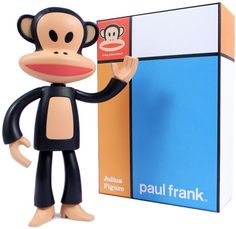 Julius by Paul Frank
