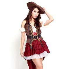 【salus_official】さんのInstagramをピンしています。 《#サルースコスプレ  燕尾デザインで美しいシルエットのパイレーツコスプレミニドレス★ #ハロウィン #コスプレ #仮装 #衣装 #コスチューム #Halloween #サルース #salus #fashion#プチプラ #通販 #ootd #outfit #igfashion#instafashion #model #モデル #坂本マリア#パーティ #party #夜遊び #クラブ #ナイトクラブ #海賊 #パイレーツ #海 #中世 #ファンタジー  大人可愛いコスプレ衣装です♪ ハロウィンの仮装やイベント、パーティに◎  セット内容 ドレス・帽子・腕飾り・ベルト》