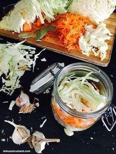 Probiyotik lahana turşusu