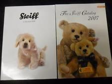 2007 & 2008 The Great STEIFF Collection Catalogs,Teddy Bears,Plush Animals
