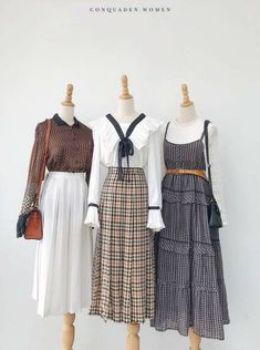 dress outfit church modest fashion 48 ideas dress dressmodest dressfashion dressoutfit fashion - The world's most private search engine Fashion 90s, Modest Fashion, Unique Fashion, Hijab Fashion, Korean Fashion, Trendy Fashion, Fashion Dresses, Vintage Fashion, Fashion Design