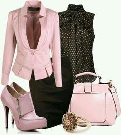 Pink / Brown