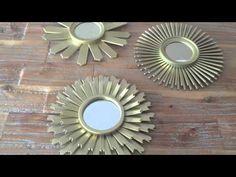 Projetinhos pela casa- pintando e decorando- cortina barata e fácil - YouTube