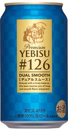 """YEBISU """"#126"""" ☆☆☆★★"""