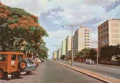 Av. Pinheiro Chagas em Lourenço Marques (Maputo)