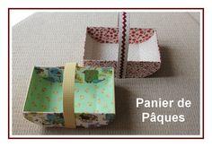 """Fiche explicative pour réaliser """"le panier de Pâques"""" en suivant ce lien :  http://boutique-carton-marie.blog4ever.com/blog/lire-article-532876-9816810-panier_de_paques.html"""
