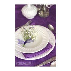 Alquiler de mesas bonitas #tablescape #rental #bodas #decowedding  www.cosasdemaruja.es