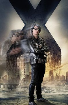 Evan Peters / Quicksilver