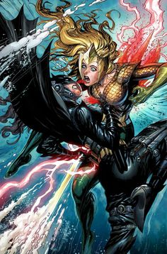 Origin of Batman: The Drowned from Dark Knights Metal