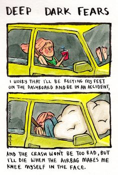 A fear submitted by eleanornotrigby to deep dark fears.