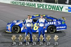 Jimmie Johnson ties Dale Earnhardt and Richard Petty with 7 Championships 2016