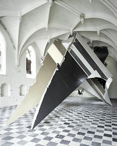 SORN/Art: The Demolished Installations Of Felix Schramm | sornmag.com