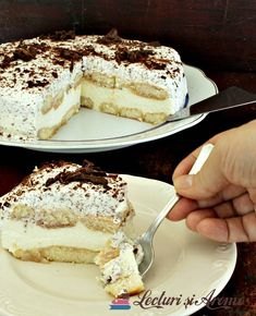 Cake Recipes, Dessert Recipes, Desserts, Mcdonalds, Mousse, Cheesecake, Ice Cream, Sweets, Cooking