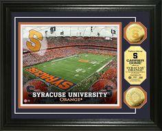 NCAA Carrier Dome Syracuse University Orangemen Photo Size: 8 x 10