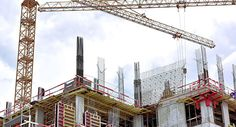 AZ Big Media ABC's construction backlog indicator hits a new high Construction Sector, Construction Worker, Old Greeting Cards, Big Plants, Commercial Real Estate, Arizona, Tower, Building, Fun Facts