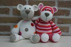 Dots & HOOK - Bear Bram