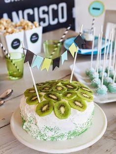 kiwi cake   Made In Persbo