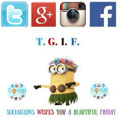 Happy friday everyone!!! May your weekend be full of adventure and happiness...... #tgif #happyfriday #friday #weekend #havefun #socialmediapeople #strategy #party #socialmediaanalysis #contents #marketing #socialmedia #socialmediamarketing #socialmediabusiness #socialglims #mydubai #dubai #expo2020 #contentmarketing #tips #socialmediaStrategy #engagement #business #trending #digitalmarketing #onlineMarketing #google #startup #entrepreneur #success #sme #weekend