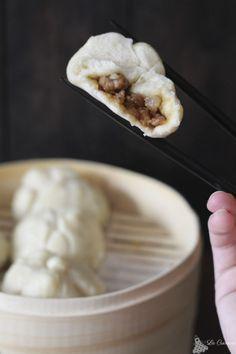 LA CUINERA: Receta de pan chino al vapor ( o Mantou)