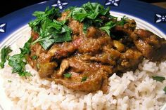 Chicken Curry with Turmeric - (I will sub breasts for things)