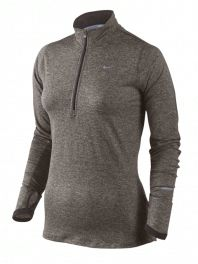 Nike Element Half-Zip- $60.00 at #Hibbett Sports