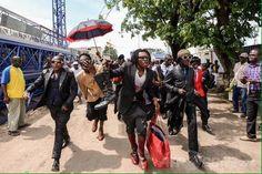 【服は生き様】世界一服にお金をかけるコンゴのサプールたちが素敵過ぎると大騒ぎ! - Togetterまとめ