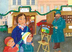 Vánoce na Zelném trhu