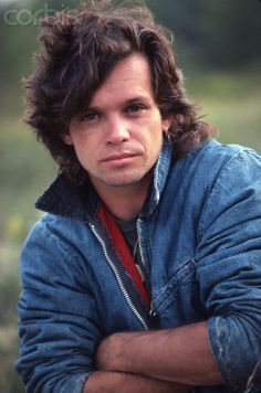 Singer/musician John Mellencamp turns 64 today - he was born 10-7 in 1951. Here's John in the early 80s when he was going by the name John 'Cougar' Mellencamp.