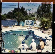 Classic skate pool :)