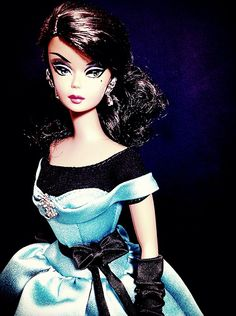 Barbie Silkstone Ball Gown 11