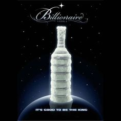 Billionaire vodka - - This is shown to be the most expensive vodka. As I searched I was sure since vodka is a Russian made drink that there would another brand. Expensive Vodka, Most Expensive Food, Liqueur, Pause, Diy Décoration, Ron, Luxury Lifestyle, Alcoholic Drinks, Pure Products
