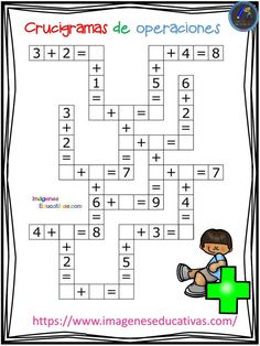 2 Digit Addition without Regrouping Worksheets Math Practice Worksheets, First Grade Math Worksheets, 1st Grade Math, Math Exercises, Maths Puzzles, Basic Math, Homeschool Math, Math For Kids, Math Classroom
