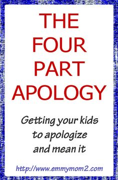 4partapology by Emmymom2, via Flickr