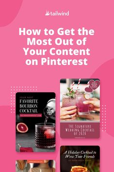 Your product or service + the motivations of a new audience = a great idea for Pinterest content! Get the formula and simple, easy-to-follow examples (as well as a downloadable list of everyday interests, seasonal moments, and events) that will help you increase your reach and traffic on Pinterest.