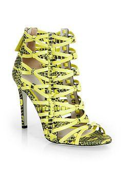 Spring Shoe Guide: Statement Heels