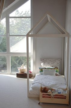 Hausbett aus Omas Küstenfichte