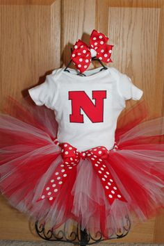 Husker gear for the nugget