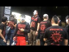BABYMETAL-THE BLACK MASS-「黒ミサ」State before the concert