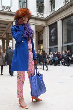 Paris Fashion Week 2013 #Streetstyle before Isabel Marant #PFW #blogger #Fashion