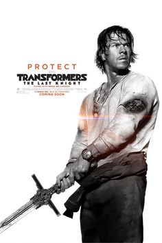 ...Wait, What? New Transformers: The Last Knight Poster Shows The Robotic Side Of Cade Yeager