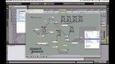 M4L: Building A Virtual Analog Synth (Pt. 8) ~ More Patchers & Bpatchers