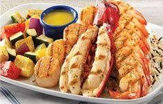 """Red Lobster is offering $10 OFF the purchase of 2 Signature Combination Entrées Coupon! Valid Mon-Thurs Only – Ends 8/8! – Click """"Get Offer"""". You can also Follow Us On Facebook for all the latest freebies, coupons, contests and more updates!"""