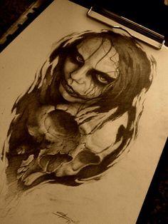 face-skull by AndreySkull on @DeviantArt