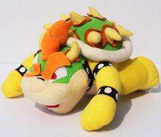 Super Mario Plush Koopa Bowser Dragon $11.99
