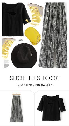 """""""Boho Chic"""" by pokadoll ❤ liked on Polyvore featuring MICHAEL Michael Kors"""