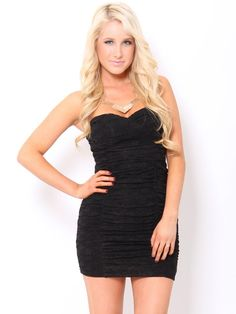#Lace Little Black #Dress