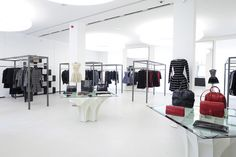 Azzedine Alaïa boutique by Pierre Granger, Paris - France