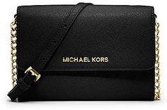 MICHAEL Michael Kors Jet Set Travel Large Phone Cross-Body Bag