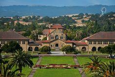 Universidade Stanford, Califórnia, USA.