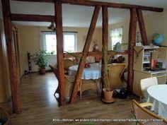 holz balken f r einen rustikalen akzent garden garten pinterest rustikal holz und wohnzimmer. Black Bedroom Furniture Sets. Home Design Ideas